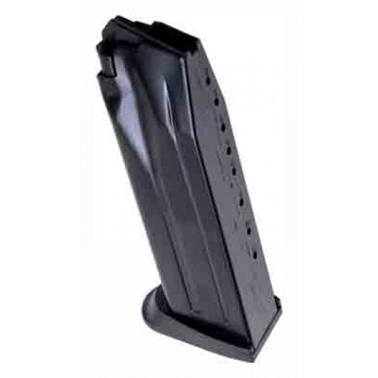 HK MAGAZINE P2000/USP9 COMPACT 9MM 13RD BLACK STEEL