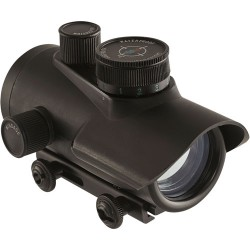 AXEON 1X30MM DOT SIGHT RED GREEN OR BLUE DOT RETICLE