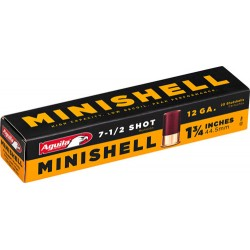 AGUILA AMMO MINI-SHELL 12GA. 1.75