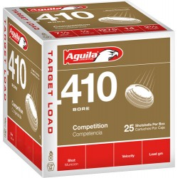 AGUILA SHOTSHELL .410 11/16OZ. #6 25-PACK