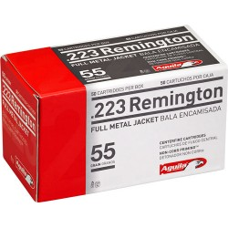AGUILA AMMO .223 REMINGTON 55GR. FMJ 50-PACK
