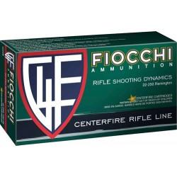 FIOCCHI .22-250 REM. 55GR. PSP 20-PACK