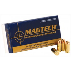 MAGTECH AMMO .38 SPECIAL 148GR. LEAD-WC 50-PACK