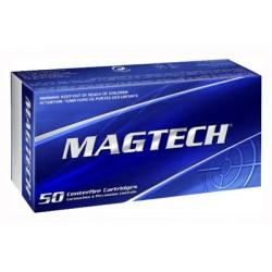 MAGTECH AMMO .38 SPECIAL 125GR. SJHP 50-PACK