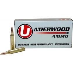UNDERWOOD AMMO .22-250REM 60GR. BALLISTIC TIP 20-PACK