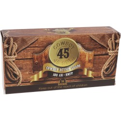 AMERICAN COWBOY .45 SPECIAL 180GR. LEAD FLAT-NOSE 50-PACK