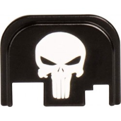 CRUXORD BACK PLATE PUNISHER FITS GLOCK 43