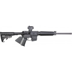 S&W M&P15 SPORT II OR 5.56 10-SHT 6-POS. W/CTRED/GRN DOT