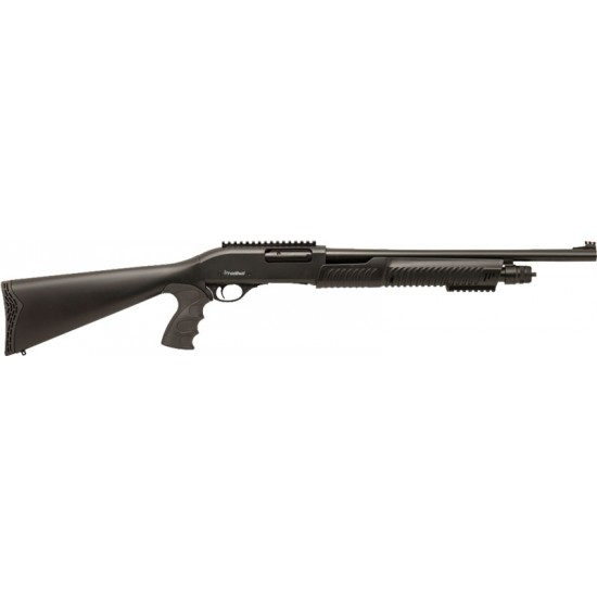 "IFC 12GPA3 PUMP SHOTGUN 12GA 20"" CT-3 4+1 BLACK"
