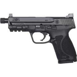 S&W M&P9 M2.0 COMPACT 9MM FS 15-SHOT THREADED THUMB SAFETY
