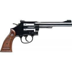 SMITH & WESSON 17 CLASSIC .22LR 6