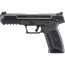 RUGER 57 5.7X28MM  ADJ. SIGHTS 10-SHOT BLACK