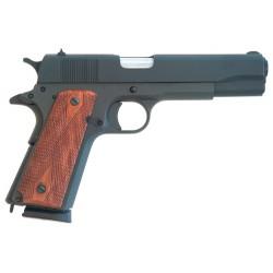 """CIMARRON 1911A1 STANDARD .45ACP 5"""" FS 8-SHOT PARKERIZED"""