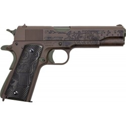 AUTO-ORDNANCE D-DAY GENERALS 1911 .45ACP LIMED ED.