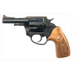 "CHARTER ARMS CLASSIC BULLDOG .44SPL 3"" BLUED/WOOD GRIPS"