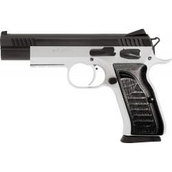 EAA WITNESS MATCH .38 SUPER FS 18-SHOT 2-TONE BLACK SYNTHETIC
