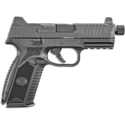 FN 509 TACTICAL 9MM LUGER 1-17RD 2-24RD NS BLACK