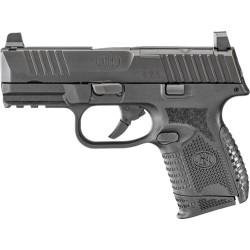 FN 509 COMPACT MRD 9MM LUGER 1-12RD 1-15RD BLACK