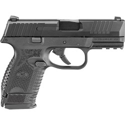 FN 509 COMPACT 9MM LUGER 1-12RD 1-15RD BLACK