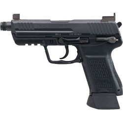HK HK45 COMPACT TACTICAL V1 DA/SA 2-10RD BLK W/SAFE