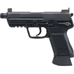 HK HK45 COMPACT TACTICAL V7 DAO 2-10RD BLACK