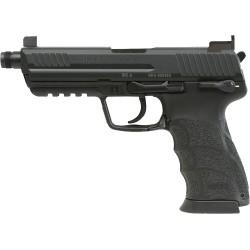 HK HK45T TAC. V1 DA/SA .45ACP 5.20 BBL. FRONT NS 2-10RD BLK
