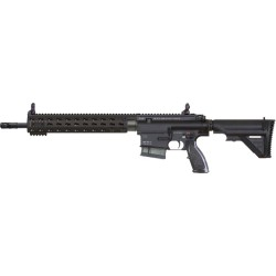HK MR762 RIFLE 7.62x51 BLACK 16.5