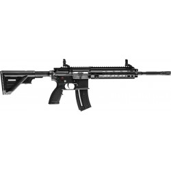 "HK HK416 RIFLE .22LR 16.1"" BBL 20RD M-LOK BLACK BY UMAREX"