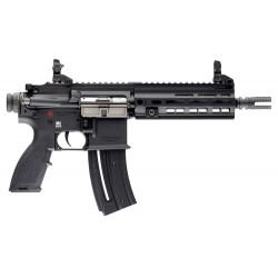 "HK HK416 PISTOL .22LR 8.5"" BBL 20RD M-LOK BLACK BY UMAREX"