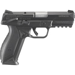 RUGER AMERICAN .45 ACP 10-SHOT BLACK MAT W/SAFETY