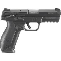 RUGER AMERICAN 9MM LUGER FS 10-SHOT BLACK MAT W/SAFETY