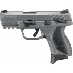 RUGER AMERICAN 9MM 17-SHOT GRAY CERAKOTE W/SAFETY