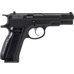CZ 75-B RETRO 9MM FS 16-SHOT BLACK POLYCOTE FINISH
