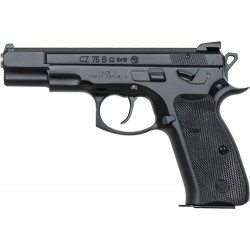 CZ 75-B OMEGA 9MM FS 16-SHOT FULL-SIZE STEEL BLACK MATTE