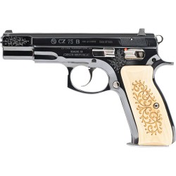 CZ 75-B 45TH ANNIVERSARY 9MM PISTOL LIMITED EDITION