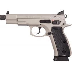 CZ 75-B OMEGA 9MM NS 16-SHOT FULL-SIZE STEEL URBAN GREY