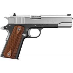 "REMINGTON 1911R1 .45ACP 5"" FS 7-SHOT TWO-TONE WALNUT"