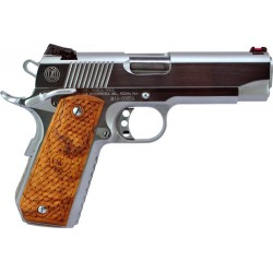 AMERICAN CLASSIC BOBCUT .45ACP ADJ WOOD 8-SHOT CHROME