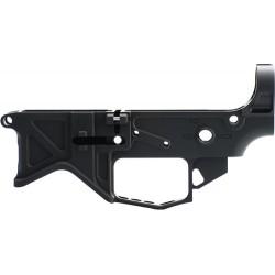 BATTLE ARMS AR15 LIGHTWEIGHT LOWER RECEIVER BILLET BLACK