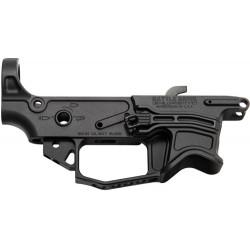 BATTLE ARMS AR9 GLOCK 9MM LOWER RECEIVER BILLET BLACK