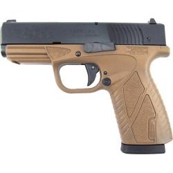 BERSA BP CC 9MM FS8 SHOT MATTE W/FDE FRAME