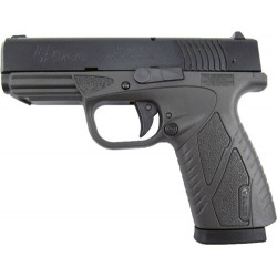 BERSA BP CC 9MM FS8 SHOT MATTE W/URBAN GREY FRM
