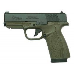 BERSA BP CC 9MM FS8 SHOT MATTE W/OD FRAME