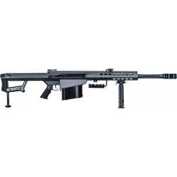 "BARRETT M82A1 RIFLE .50BMG 20"" FLUTED 1:15"" 10RD BLK"