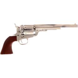 "CIMARRON 1851 RICHARDS-MASON .38SPL 7.5"" FS NICKEL WALNUT"