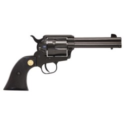 Chiappa Firearms 1873-22 Single-Action Revolver 22 LR | 22 Magnum BLACK