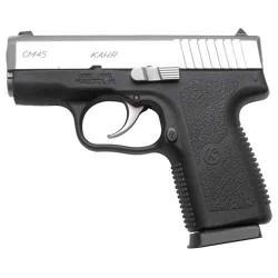 KAHR ARMS CM45 .45 ACP FS MATTE S/S BLACK POLYMER