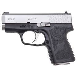 KAHR ARMS CM9 9MM FS MATTE S/S BLACK POLYMER