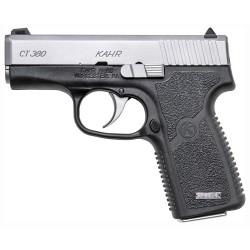 KAHR ARMS CT380 ACP FS MATTE S/S BLACK POLYMER