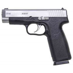 KAHR ARMS CT45 .45 ACP FS MATTE S/S SLIDE POLYMER FRAME